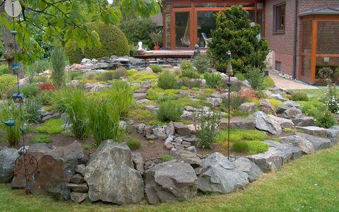 steingarten bilder beispiele, steingärten, Design ideen